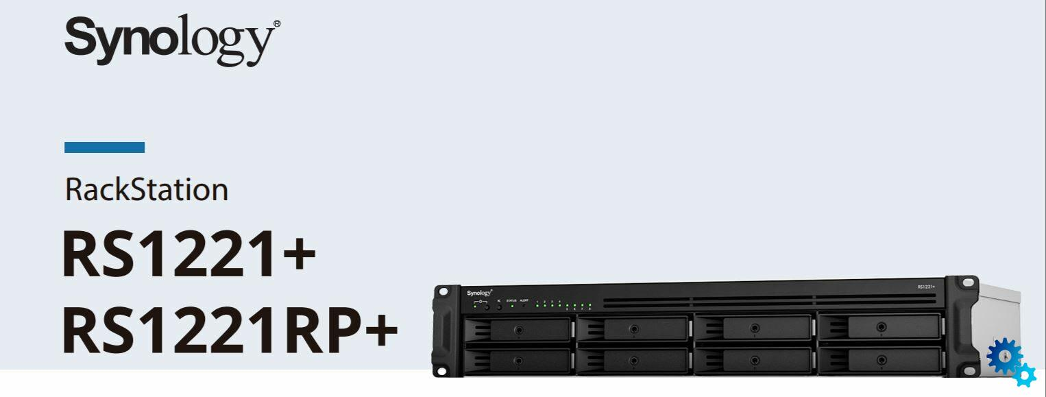 Synology: RS1221 + officially presented and available for Germany